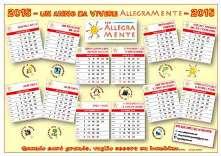 Calendario 2015 di AllegraMente